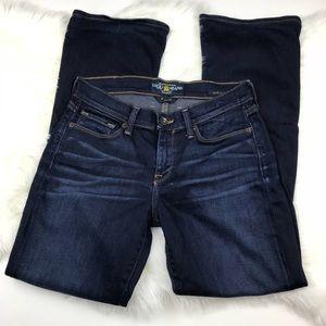 Lucky Brand | Sophia Boot Denim Jeans 6/28